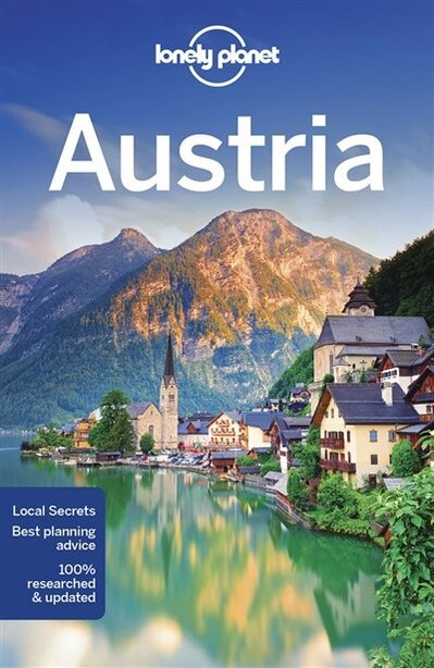 Lonely Planet Austria 8th Ed 8th Edition Book By Lonely Lonely Planet Paperback Www Chapters Indigo Ca