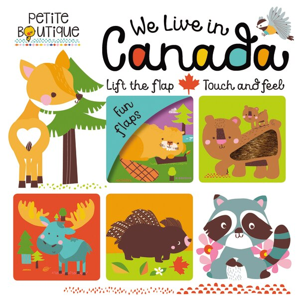 Petite Boutique We Live In Canada by Na