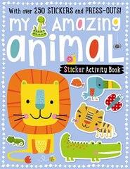 STICKER AMAZING ANIMALS