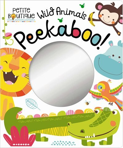 Petite Boutique Wild Animals Peekaboo by Na
