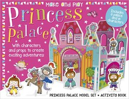 MAKE & PLAY PRINCESS PALACE