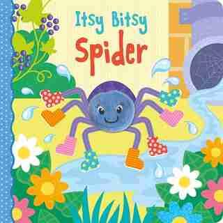 Itsy Bitsy Spider by Jenny Copper