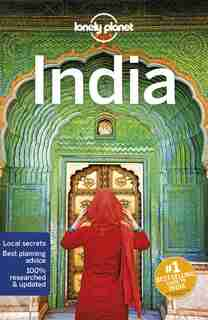 Lonely Planet India 18th Ed. by Lonely Planet