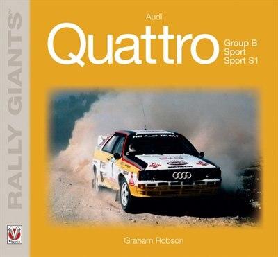 Audi Quattro by Graham Robson