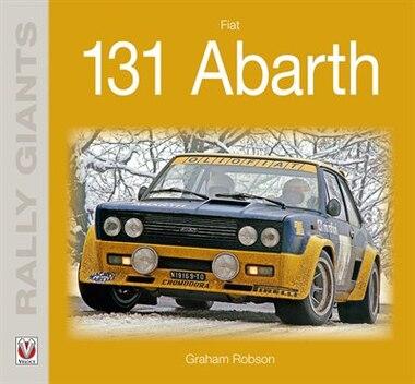 Fiat 131 Abarth de Graham Robson