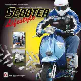 Scooter Lifestyle by Ian Grainger