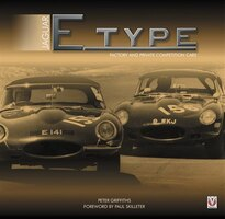 Jaguar E-type Racing Cars