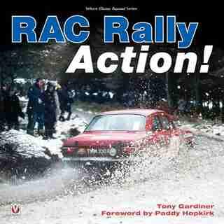 Rac Rally Action! by Tony Gardiner