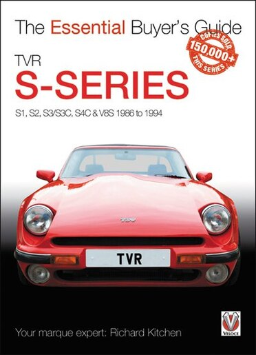 Tvr S Series S1 S2 S3s3c S4c V8s 1986 To 1994 Book By