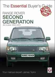 Range Rover: Second Generation 1994-2001 by James Taylor