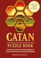 Catan Puzzle Book: Explore The Ever-changing World Of Catan In This Puzzle Adventure-a Perfect Gift…