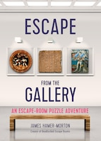 Escape From The Gallery: An Entertaining Time-travel Escape Room Puzzle Experience