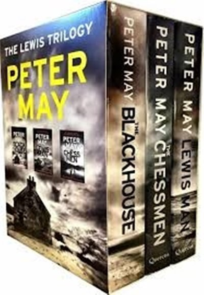 LEWIS TRILOGY BOX SET by Peter May