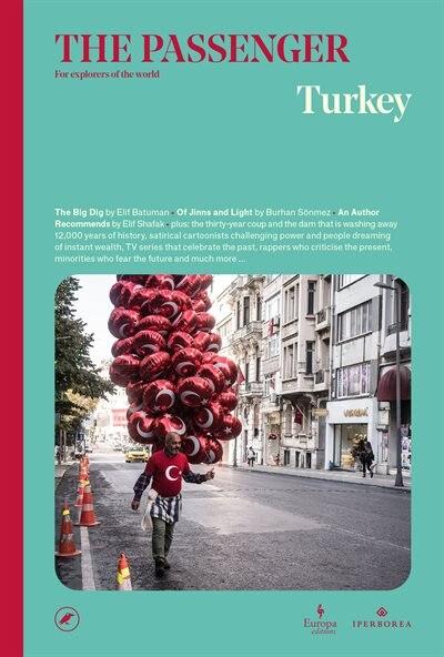 The Passenger: Turkey by Aa. Aa.vv.