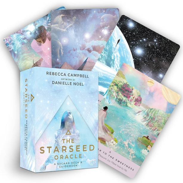 The Starseed Oracle: A 53-card Deck And Guidebook by Rebecca Campbell
