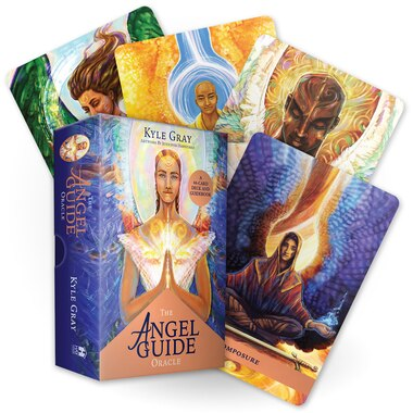 Kyle Gray The Angel Guide Oracle: A 44-card Deck And Guidebook