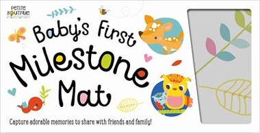 PTE BOUTIQUE BABY MILESTONE MAT by Na