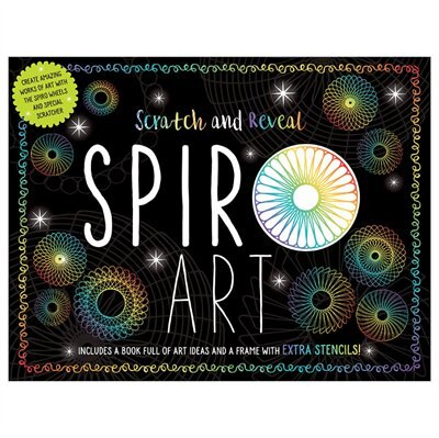 SCRATCH & REVEAL SPIRO ART BOX SET by Na