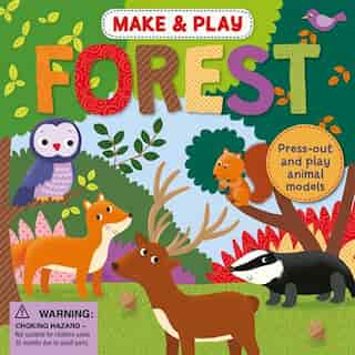MAKE & PLAY FOREST by Na