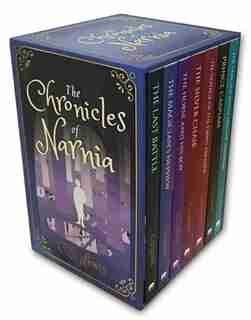 CHRONICLES OF NARNIA BOX SET by C S Lewis
