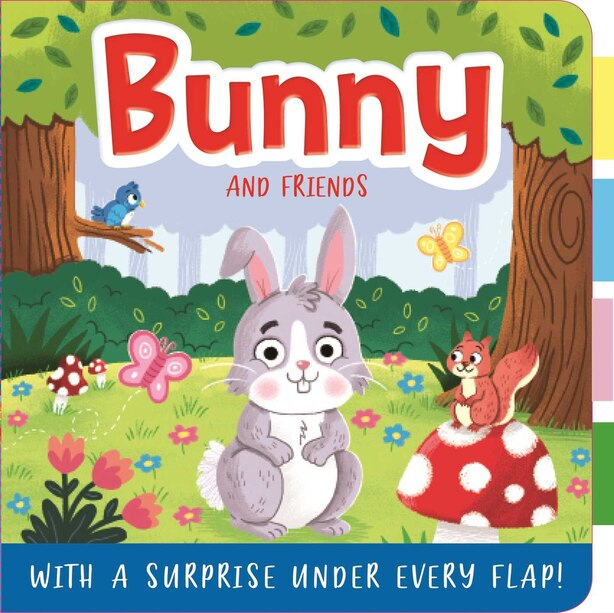 Bunny and Friends by IglooBooks