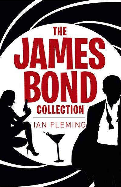 JAMES BOND BOXED SET by Ian Fleming