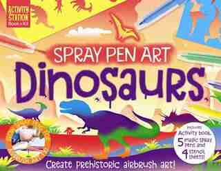 SPRAY PEN DINOSAURS by That Imagine