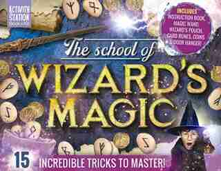 WIZARDS MAGIC by That Imagine