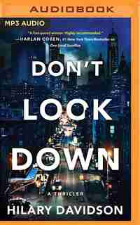 Don't Look Down de Hilary Davidson