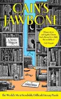 Cain's Jawbone de Edward Powys Mathers