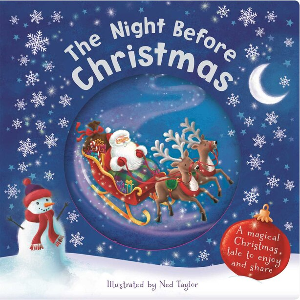 NIGHT BEFORE XMAS by Books Igloo