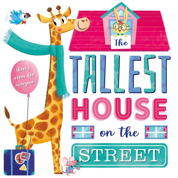 The Tallest House On The Street by IglooBooks