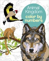 Animal Kingdom Color By Numbers