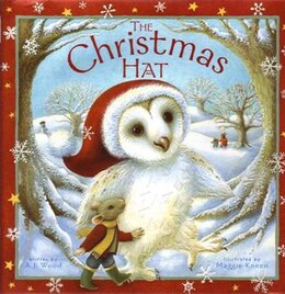 Book Christmas Hat by THE TEMPLAR COMPANY PLC