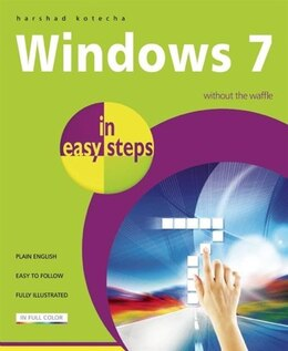 Book Win 7 In Easy Steps by In Easy Steps