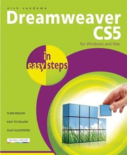 Book Dreamweaver Cs5 In Easy Steps by Nick Vandome