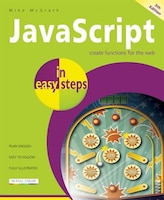 Book Javascript In Easy Steps by Mike Mcgrath