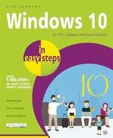 Book Windows 10 In Easy Steps by Nick Vandome