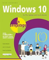 Book Windows 10 In Easy Steps by Nick Vandome