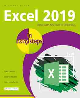 Excel 2019 In Easy Steps de Michael Price