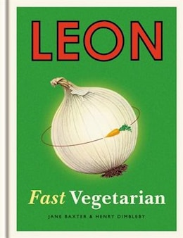 Book Leon Fast Vegetarian by Jane Baxter