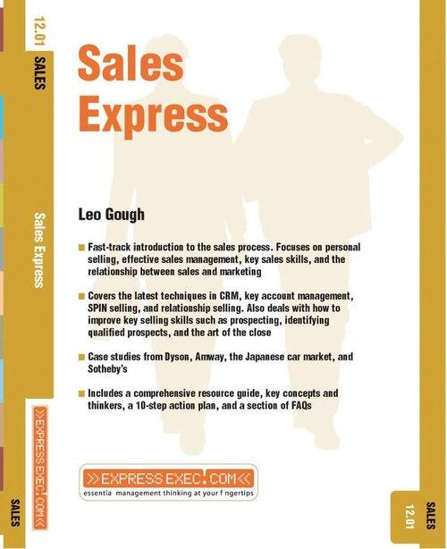 Sales Express: Sales 12.1 by Leo Gough