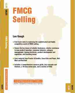 FMCG Selling: Sales 12.8 by Leo Gough