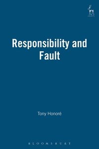 Responsibility and Fault