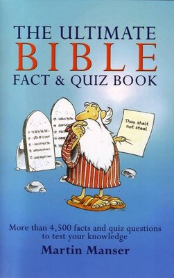 Book Ultimate Bible Quiz Book by Arcturus Publishing