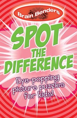 Book Brain Benders Spot the Difference by Arcturus Publishing