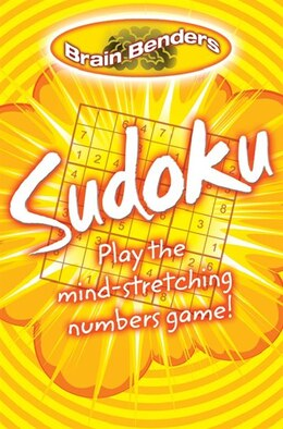 Book Brain Benders Sudoku by Arcturus Publishing