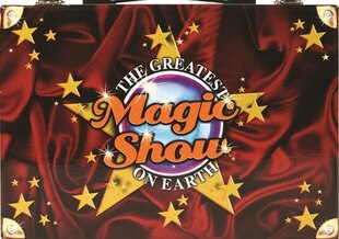 Magic Show Briefcase Kit