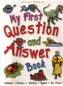 Book My First Question And Answer Book by Na