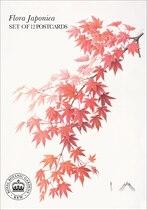 Book Flora Japonica: Postcard Book by Kew Royal Botanic Gardens